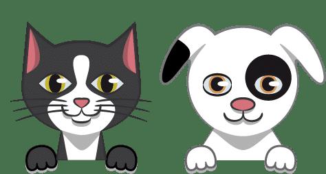 Animaltresor mascotte chien chat