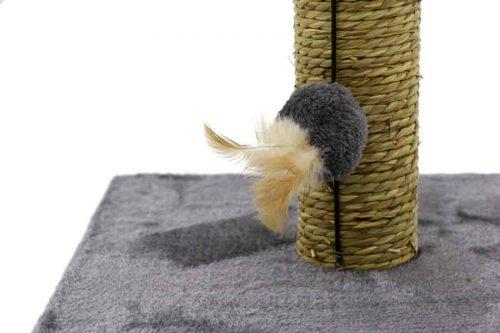 Arbre a chat poils et plumes