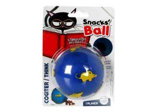 Balle croquette pour chat