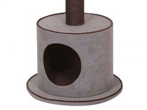 Griffoir pour chat avec grotte