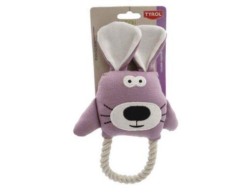 jouet peluche coton bio pour chien
