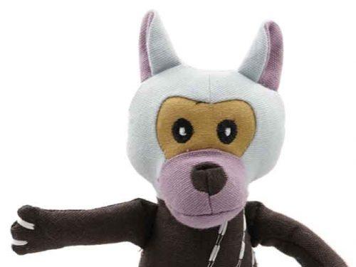 Jouet coton BIO pour chien.